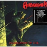 WITCHBURNER - Incarnation Of Evil / German War (Cd)