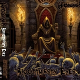 WITCHBURNER - Bloodthirsty Eyes (Cd)