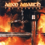 AMON AMARTH - The Avenger (12