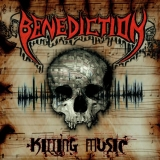 BENEDICTION - Killing Music (12