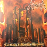 ENTHRONED - Carnage In Worlds Beyond (12