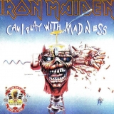IRON MAIDEN - Can I Play With Madness / The Evil That Men Do (12