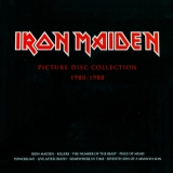 IRON MAIDEN - Picture Disc Collection 1980-1988 (Special, Boxset Lp)