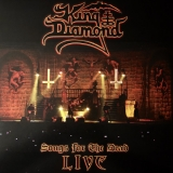 KING DIAMOND - Songs For The Dead - Live (12