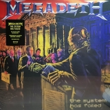 MEGADETH - The System Has Failed (12