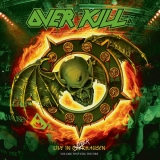 OVERKILL - Live In Overhausen Volume Two: Feel The Fire (12