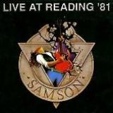 SAMSON (IRON MAIDEN) - Live At Reading 1981 (12