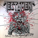 TESTAMENT - Return To The Apocalyptic City (12