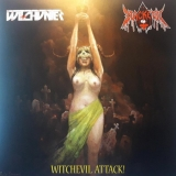 WITCHUNTER / BLACKEVIL - Witchevil Attack! (12