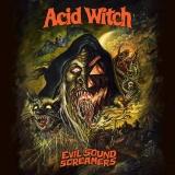 ACID WITCH - Evil Sound Screamers (Cd)