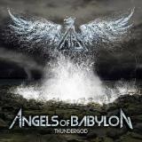 ANGELS OF BABYLON - Thundergod (Cd)