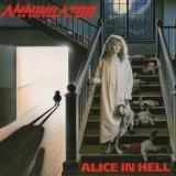 ANNIHILATOR - Alice In Hell (Cd)