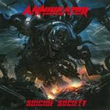 ANNIHILATOR - Suicide Society (Cd)