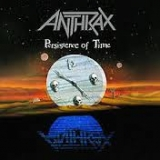 ANTHRAX - Perstistence Of Time (Cd)