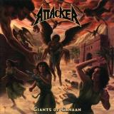 ATTACKER - Giants Of Canaan (Cd)