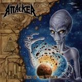 ATTACKER - Sins Of The World (Cd)
