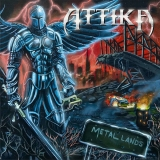 ATTIKA - Metal Lands (Cd)
