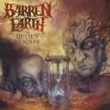 BARREN EARTH - The Devil's Resolve (Cd)