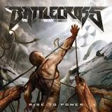 BATTLECROSS - Rise To Power (Cd)