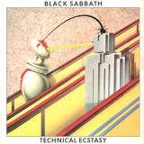 BLACK SABBATH - Technical Ecstasy (Cd)