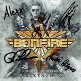 BONFIRE - Live On Holy Ground - Wacken 2018 (Cd)