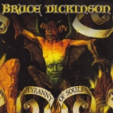 BRUCE DICKINSON (IRON MAIDEN) - Tyranny Of Souls (Cd)