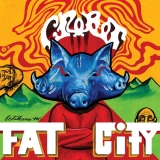 CROBOT - Welcome To Fat City (Cd)