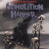 DEMOLITION HAMMER - Epidemic Of Violence (Cd)