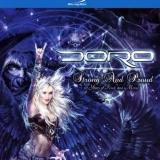 DORO (WARLOCK) - Strong And Proud (Dvd, Blu Ray)