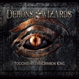 DEMONS & WIZARDS - Touched By The Crimson King (Special, Boxset Cd)