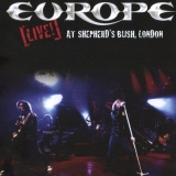 EUROPE - Live At The Sheperd's Bush (Cd)