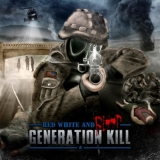 GENERATION KILL - Red White And Blood (Cd)