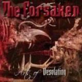 GOD FORSAKEN - Arts Of Desolation (Cd)