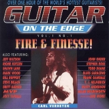 GUITAR ON THE EDGE - Various Artists (Cd)