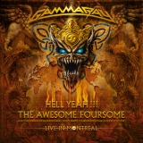 GAMMA RAY - Hell Yeah! Live In Montreal (Cd)