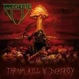 IMMACULATE - Thrash, Kill, N Destroy (Cd)