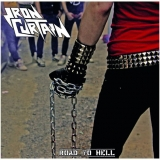 IRON CURTAIN - Road To Hell (Cd)