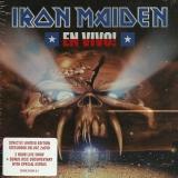 IRON MAIDEN - En Vivo! (Dvd, Blu Ray)