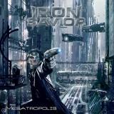 IRON SAVIOR (GAMMA RAY) - Megatropolis (Cd)