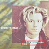 JIMMY MARTIN - Kids Of The Rockin Nation (Cd)