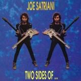 JOE SATRIANI - Two Sides Of… (Cd)