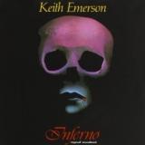 KEITH EMERSON - Inferno (Cd)