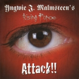 MALMSTEEN YNGWIE'S RISING FORCE - Attack!! (Cd)