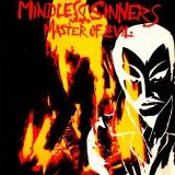 MINDLESS SINNER - Master Of Evil (Cd)