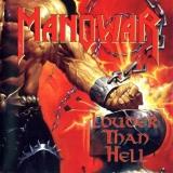 MANOWAR - Louder Than Hell (Cd)