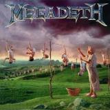 MEGADETH - Youthanasia (Cd)