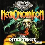 NECRONOMICON - The Devils Tongue (Cd)