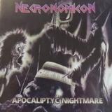 NECRONOMICON - Apocalyptic Nightmare (Cd)