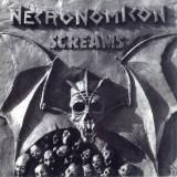NECRONOMICON - Screams (Cd)