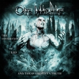 ONE MACHINE - The Distortion Of Lies… (Cd)